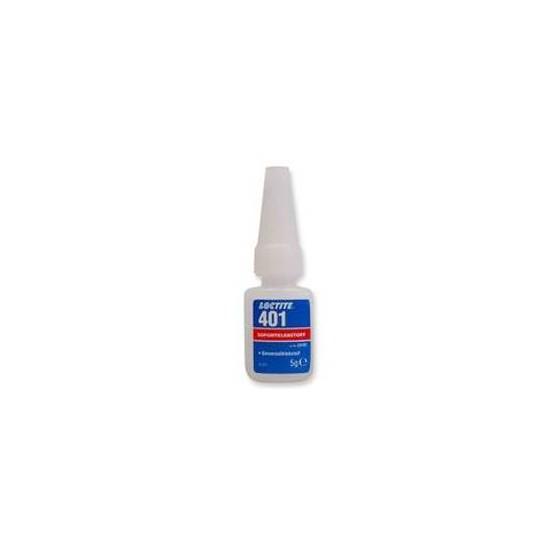 Productos químicos - Adhesivo Instantáneo Loctite 401 5grs