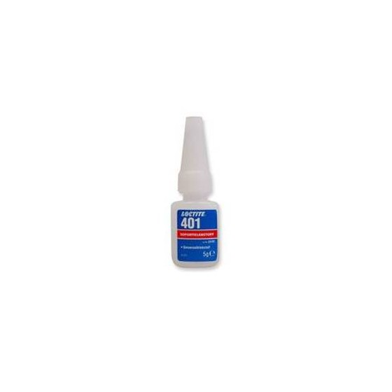 Productos químicos - Adhesivo Instantáneo Loctite 401 20grs