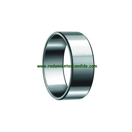 Rodamientos de agujas - Anillo interior IR25X30X30