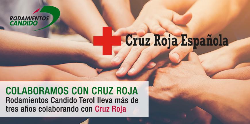 Colaboramos con Cruz Roja